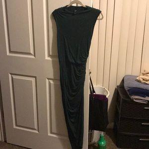 Dark green Night out dress